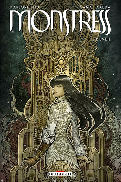 [Critique] Monstress tome 1 : L'Éveil — Marjorie Liu & Sana Takeda