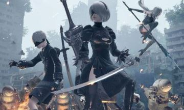 image article nier automata