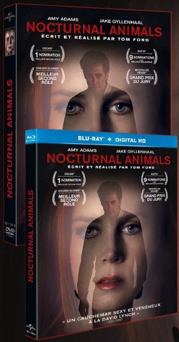 [News – Vidéo] Nocturnal Animals dispo en Blu-ray et DVD le 9 mai 2017
