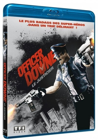 [Test – Blu-Ray] Officer Downe – Shawn Crahan