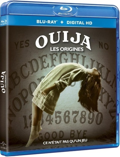 [Test – Blu-ray] Ouija : les origines – Mike Flanagan