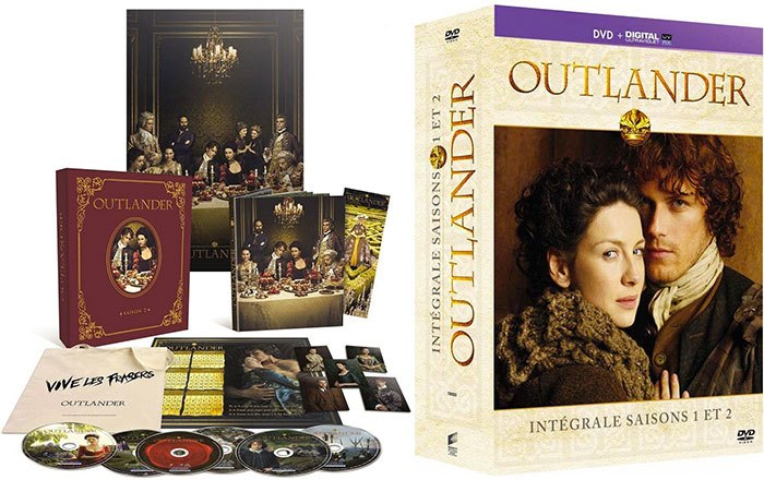 image jeu-concours outlander coffret collector blu ray intégrale dvd