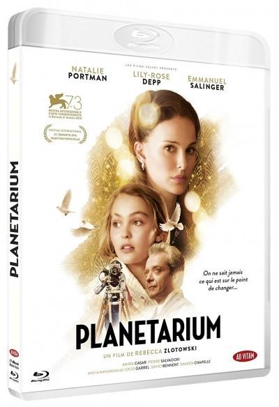 [Test – Blu-Ray] Planétarium – Rebecca Zlotowski