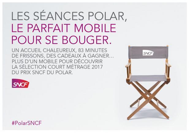 image visuel prix du polar sncf court métrage 2017