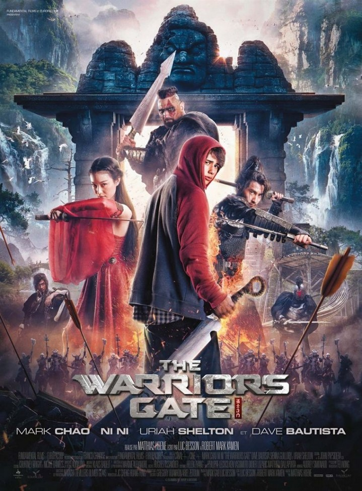 image the warrior gate poster