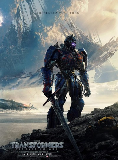 [News – Cinéma] On a vu 24 minutes de « Transformers: The Last Knight » de Michael Bay