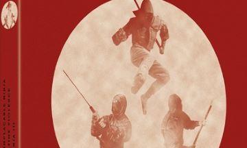 image esc distribution coffret trilogie ninja