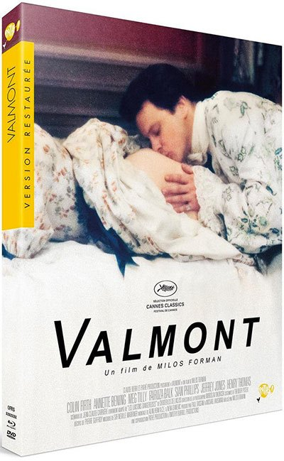 image jacquette blu-ray valmont milos forman