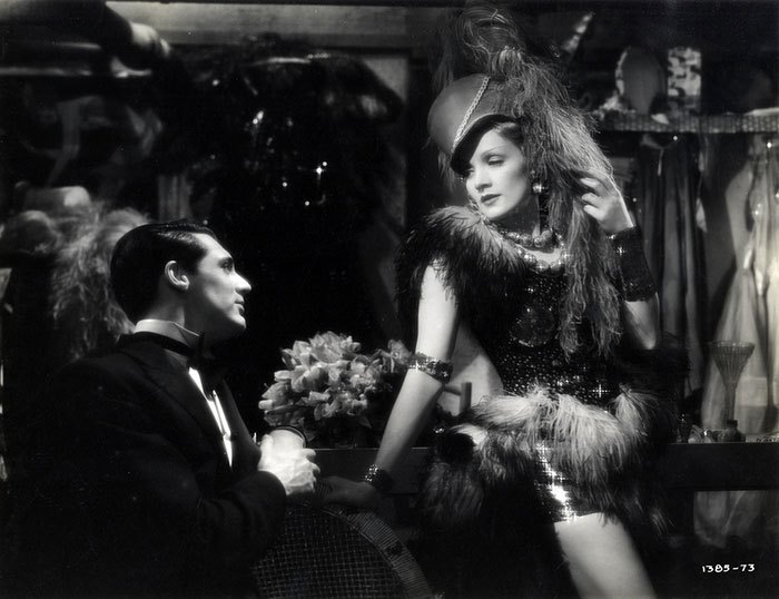 image cary grant marlene dietrich