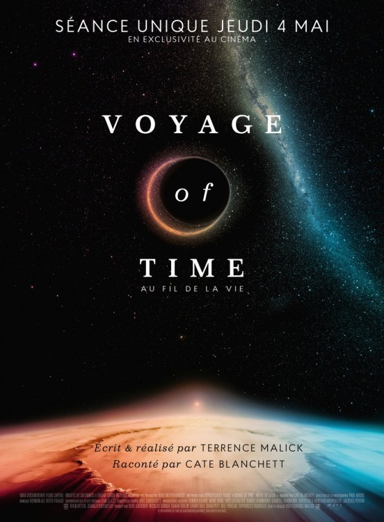 image poster voyage of time terrence malick