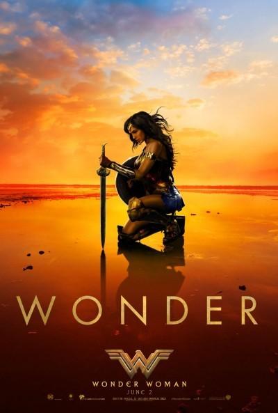 [News – Cinéma] Nouvelle bande-annonce de «Wonder Woman» de Patty Jenkins, sortie le 7 Juin.