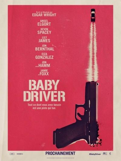 [News – Cinéma] Nouvelle bande-annonce de «Baby Driver» de Edgar Wright, sortie le 23 Août