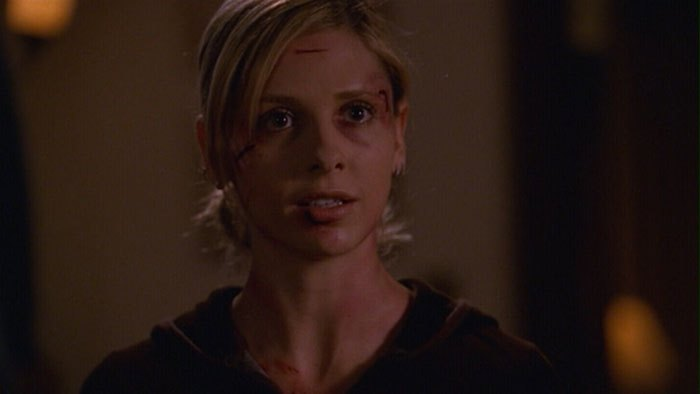 image sarah michelle gellar buffy the vampire slayer