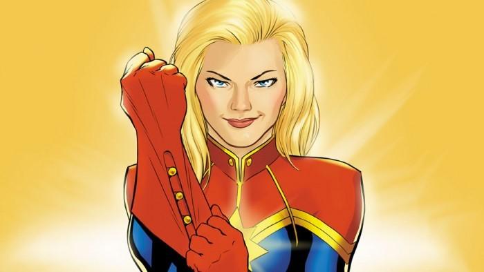 Captain Marvel : Anna Boden et Ryan Fleck à la réalisation !