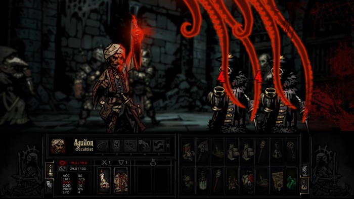 image playstation 4 darkest dungeon