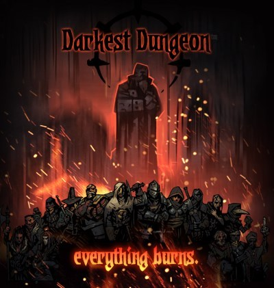 [Test – Playstation 4] Darkest Dungeon : une folie furieuse