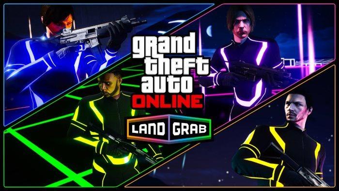 [News – Jeux vidéo] GTA Online : Lutte Territoriale est disponible