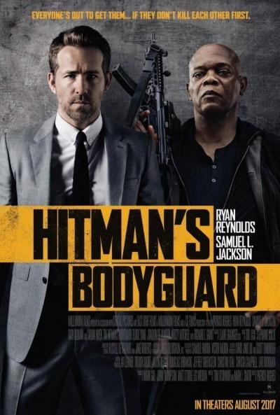 [News – Cinéma] Bande-annonce de «Hitman & Bodyguard» de Patrick Hughes, sortie le 23 Août.