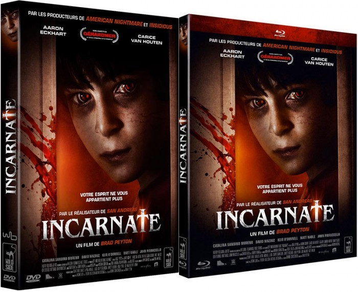 [Concours] Incarnate : gagnez 3 DVD et 1 Blu-Ray