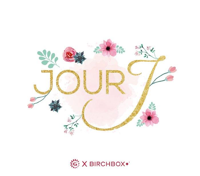 image visuel concours jour j birchbox