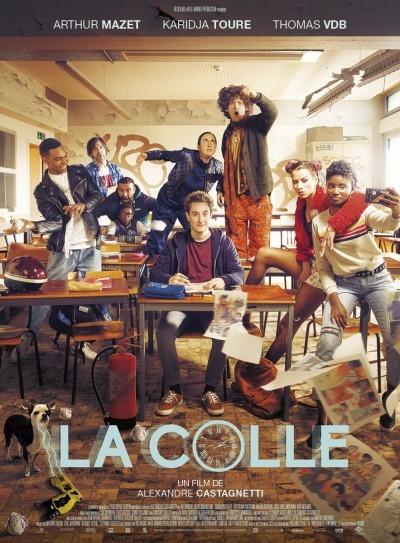 [News – Cinéma] Bande-annonce de «La Colle» de Alexandre Castagnetti, sortie le 19 Juillet.