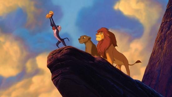 image rob minkoff le roi lion