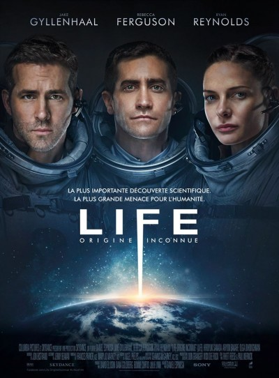 [Critique] Life – Origine Inconnue : Un bon mix entre Gravity et Alien