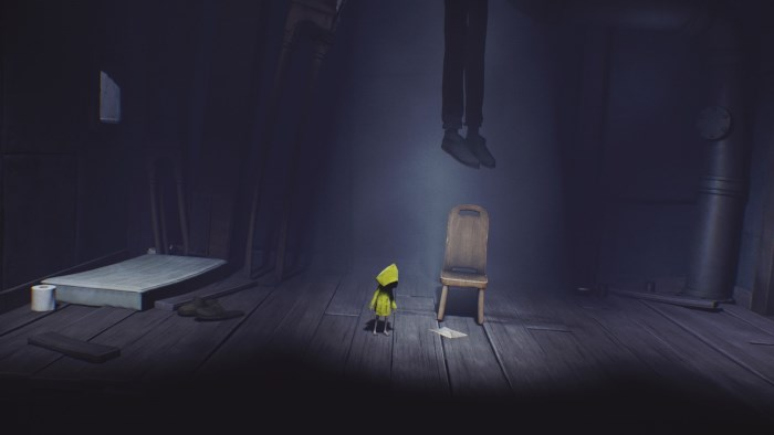image playstation 4 little nightmares