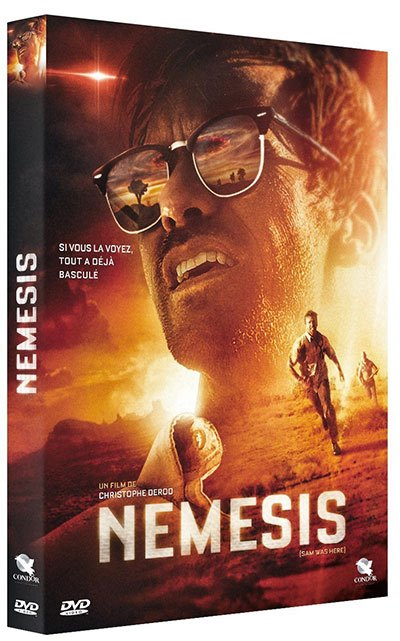 image jacquette dvd nemesis sam was here christophe deroo condor entertainment