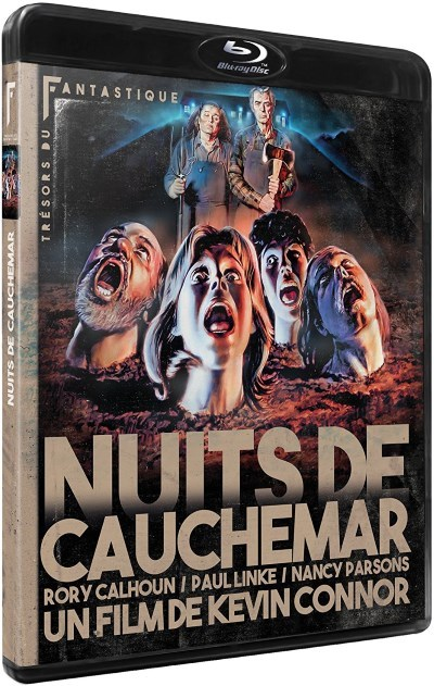 [Test – Blu-Ray] Nuits de cauchemar – Kevin Connor