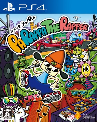 image ps4 parappa the rapper remastered