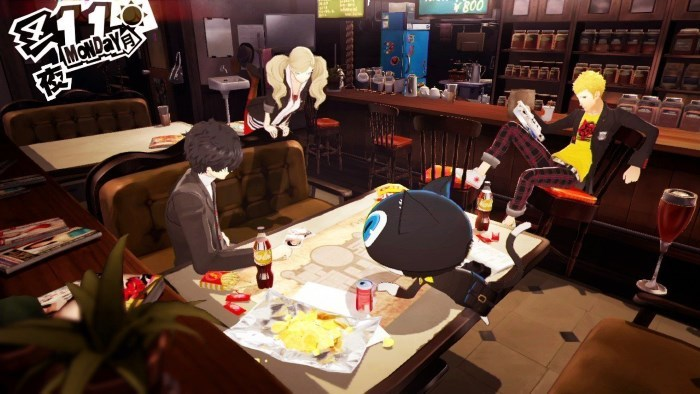 image test persona 5