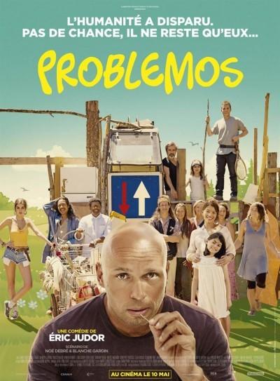 [News – Cinéma] Bande-annonce de «Problemos» de Eric Judor, sortie le 10 Mai.