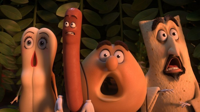 image sausage party seth rogen evan goldberg