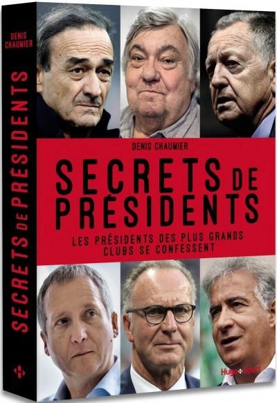 image secrets de présidents