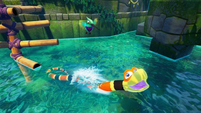 image playstation 4 snake pass