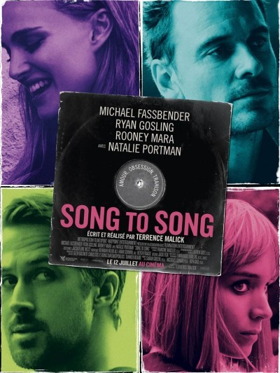 [News – Cinéma] Bande-annonce de «Song to Song» de Terrence Malick, sortie le 12 Juillet.