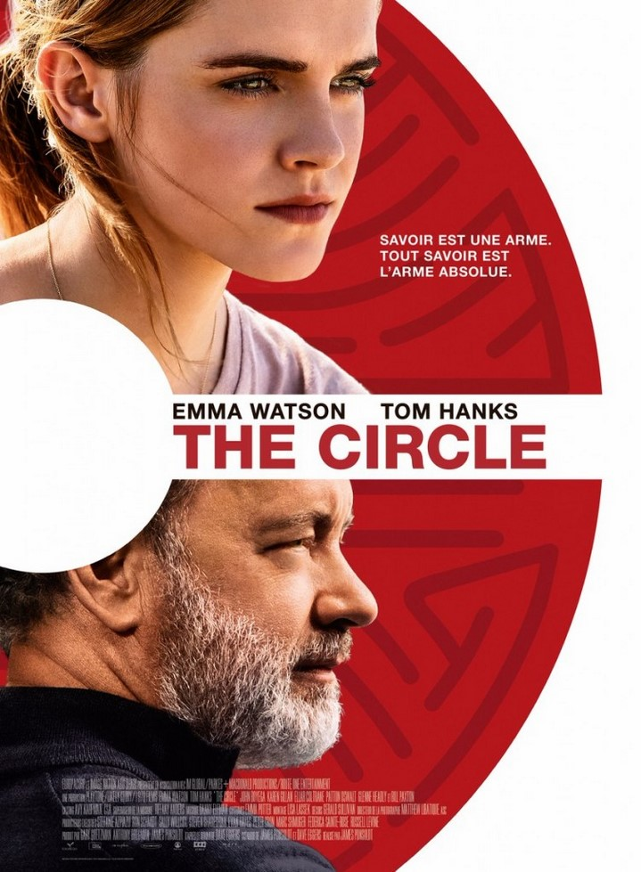 image poster the circle james Ponsoldt