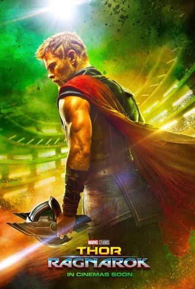 [News – Cinéma] Bande-annonce de «Thor: Ragnarok» de Taika Waititi, sortie le 25 Octobre.