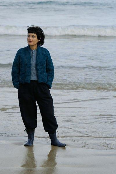 image veste hommage balenciaga tricots et pulls marins luce smits jean-charles vaillant éditions de la martinière