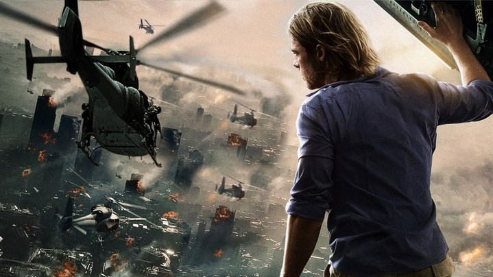 image brad pitt world war z