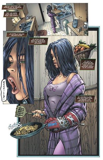 image planche 8 wraithborn tome 1 marcia chen joe benitez glenat comics
