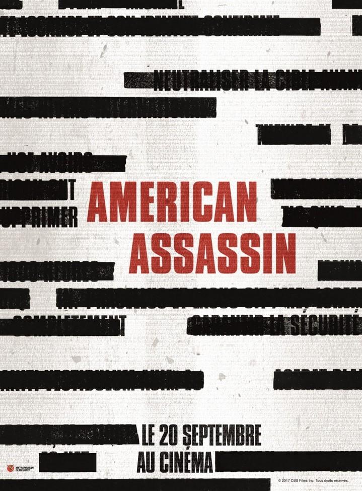 image michael cuesta poster american assassin