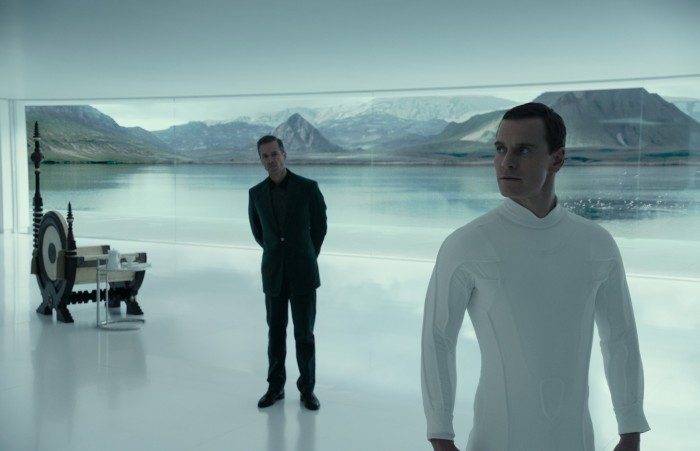 image guy pearce alien covenant michael fassbende