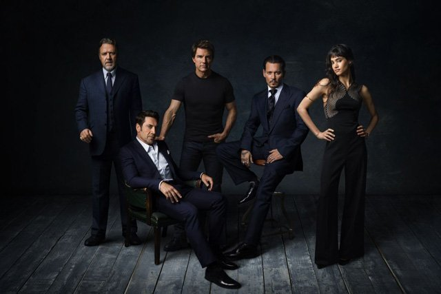 image tom cruise dark universe russell crowe