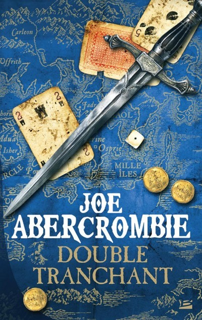 [Critique] Double tranchant – Joe Abercrombie