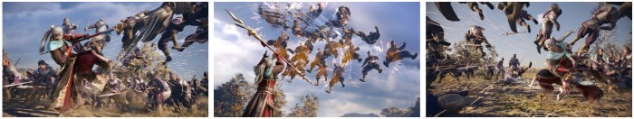 image annonce dynasty warriors 9