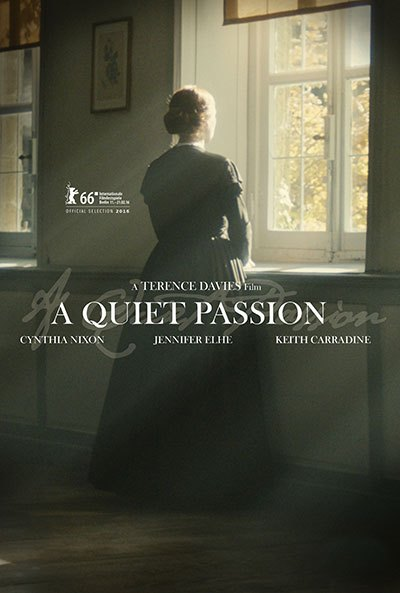 image affiche emily dickinson a quiet passion terence davies