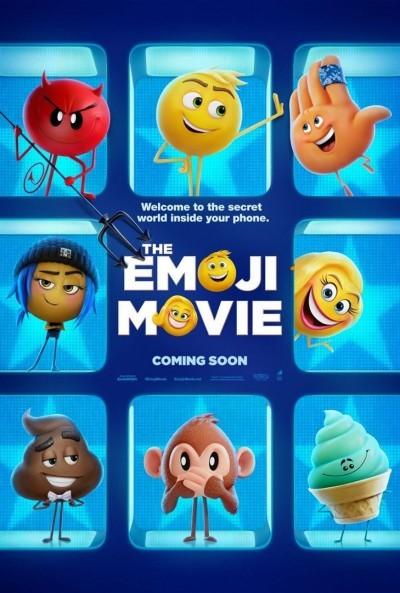 [News – Cinéma] Bande-annonce de «Le Monde Secret des Emojis», sortie le 18 Octobre.