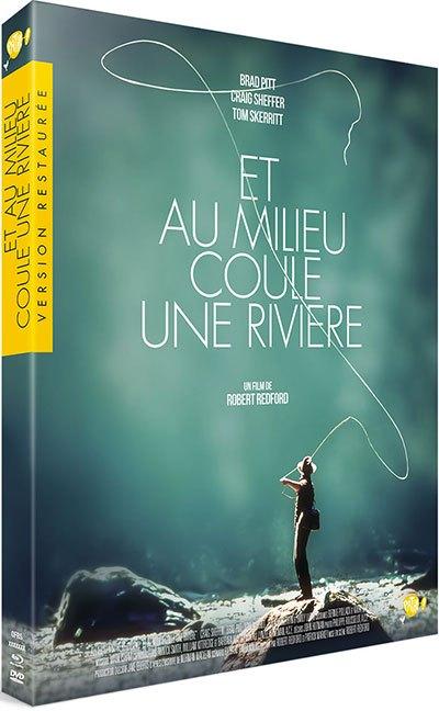 [Test – Blu-Ray] Et au milieu coule une rivière — Robert Redford